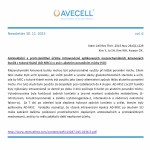 Newsletter AVECELL vol6
